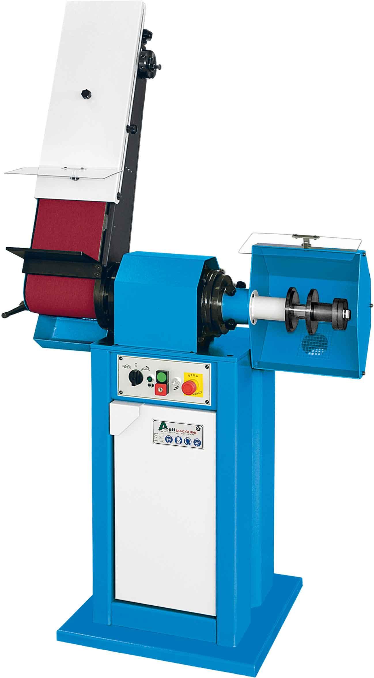 ART.127 - Belt grinding machine