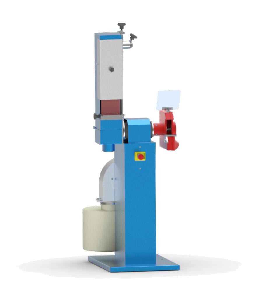 ART.123 - Belt grinding machine