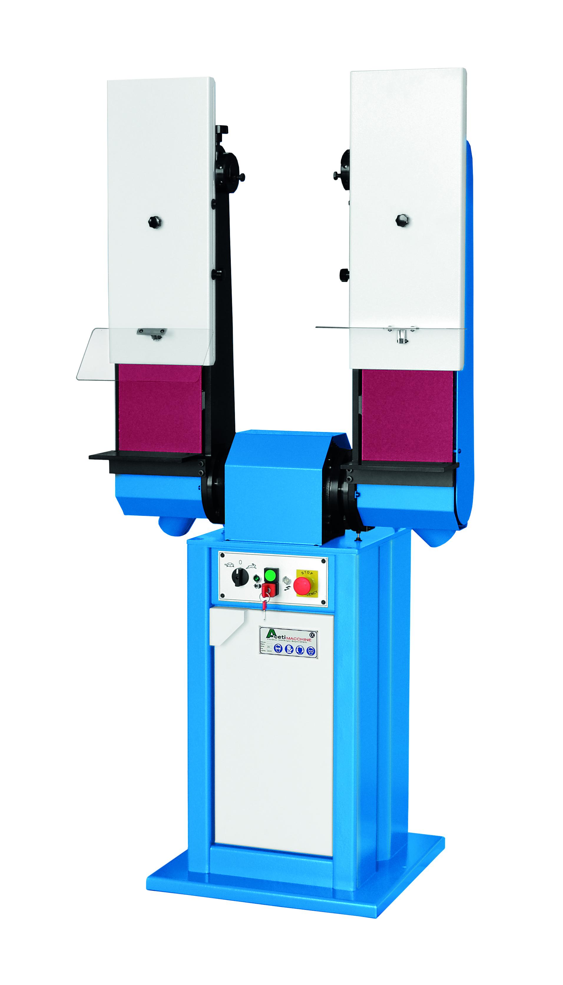 ART.170 - Belt grinding machine