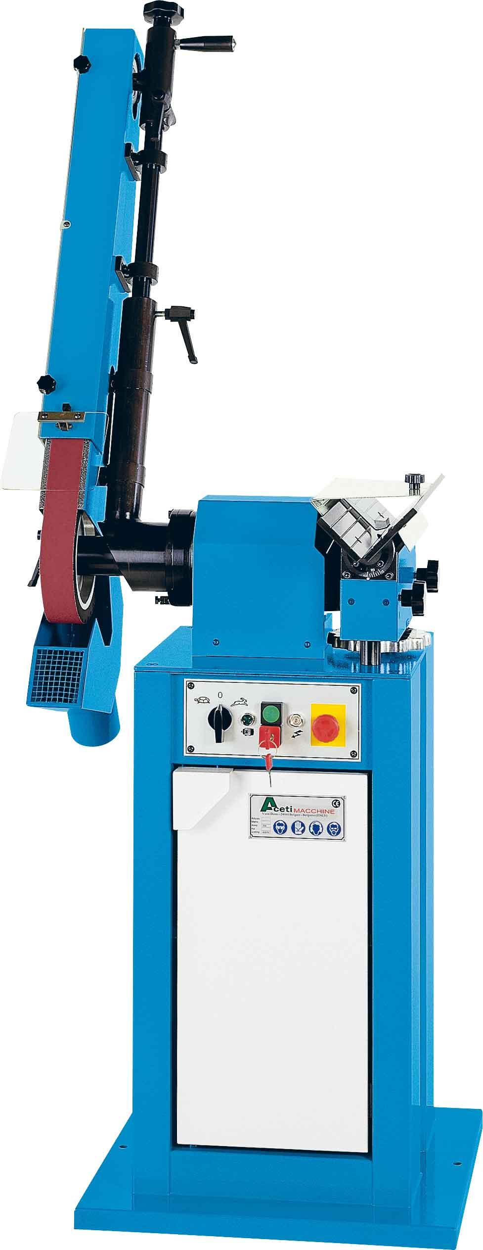 ART.23 - Belt grinding machine