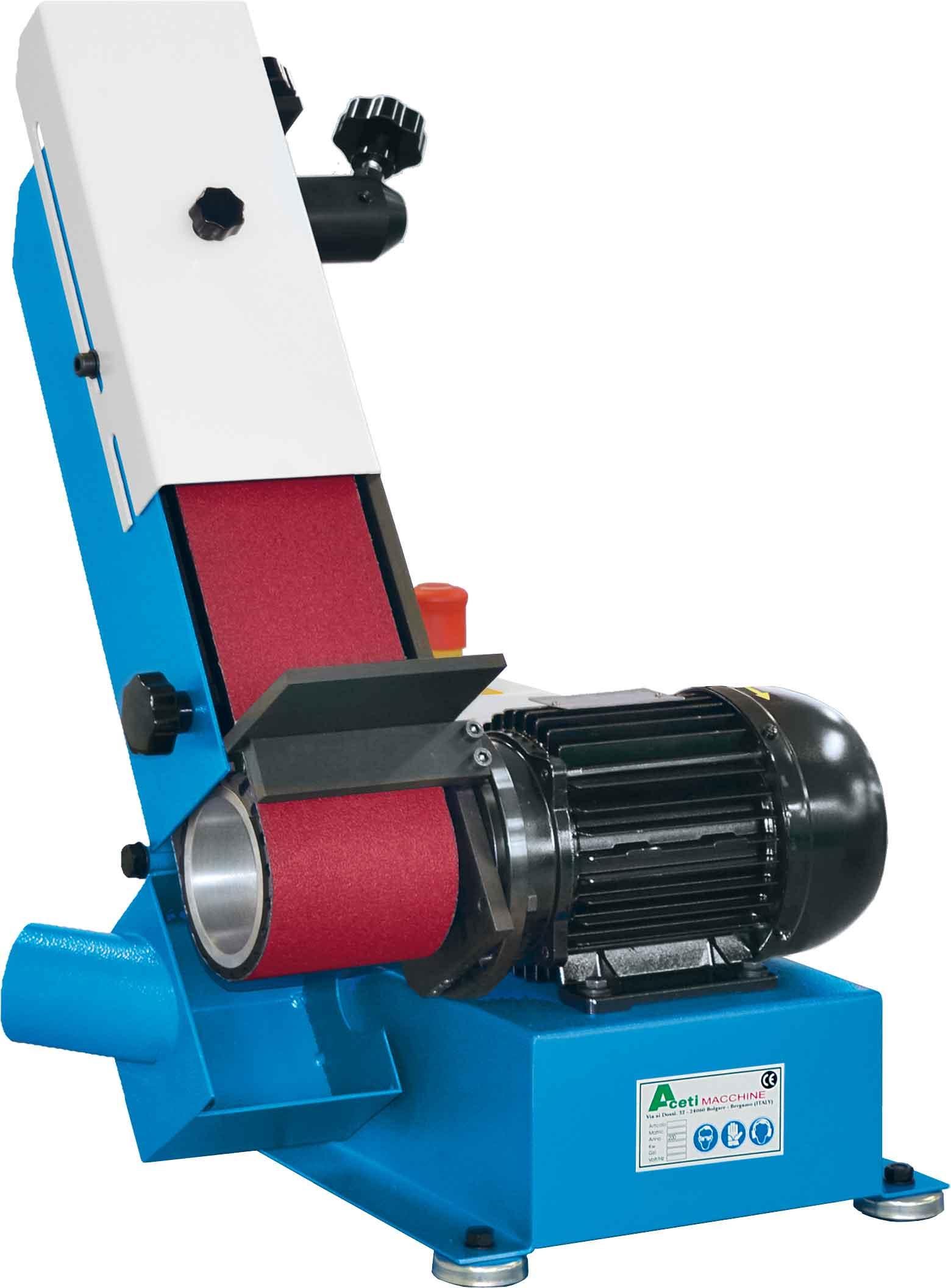 ART.22 - Belt grinding machine