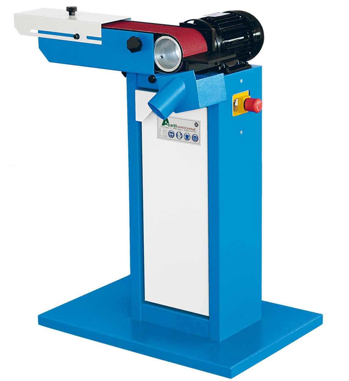 ART.45 - Belt grinding machine