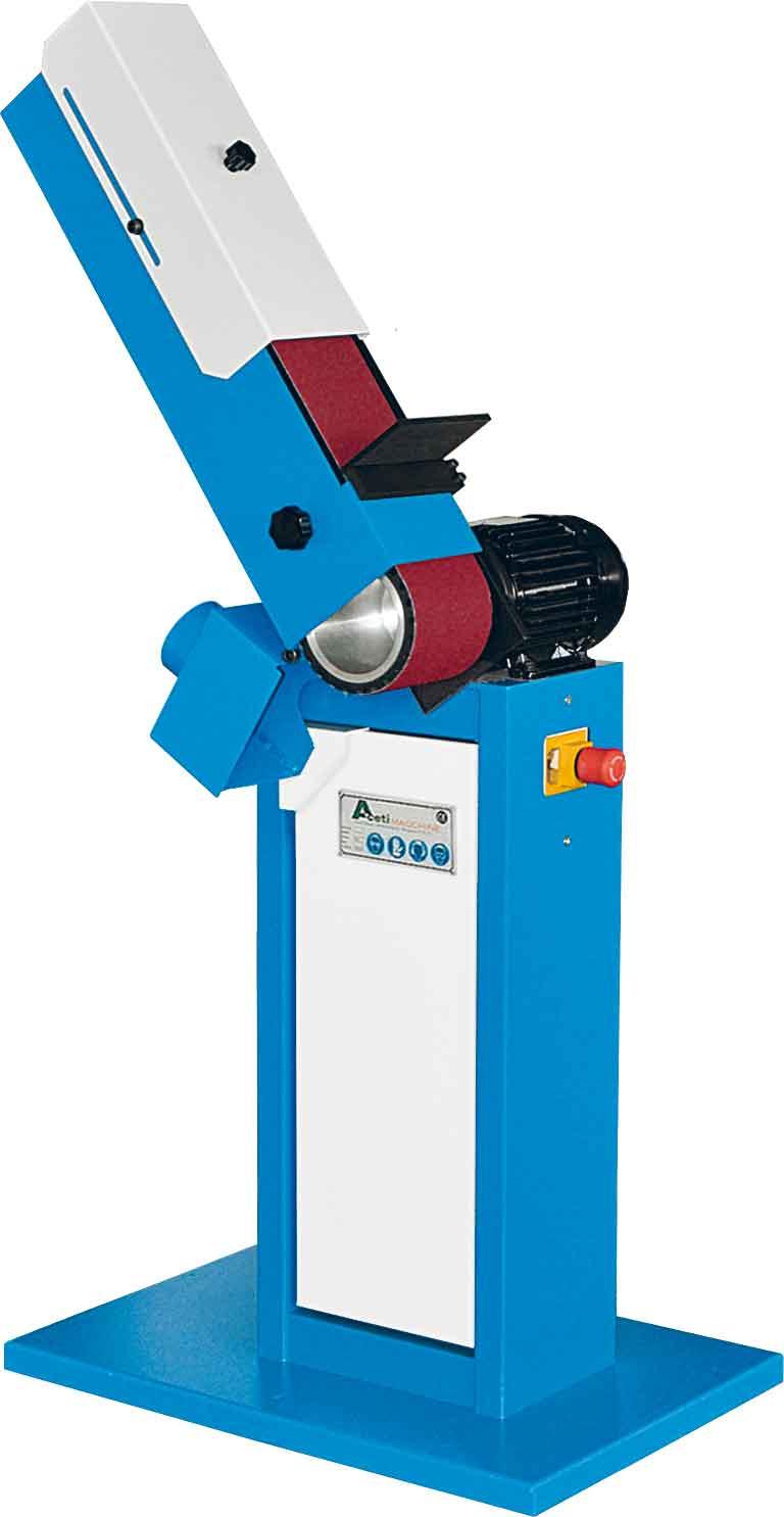 ART.17 - Belt grinding machine