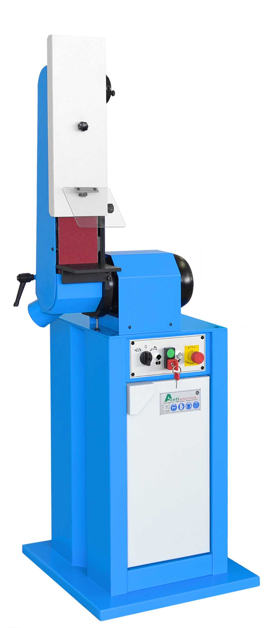 ART.16 - Belt grinding machine