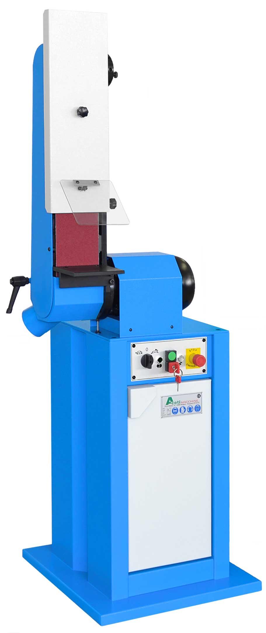 ART.07 - Belt grinding machine