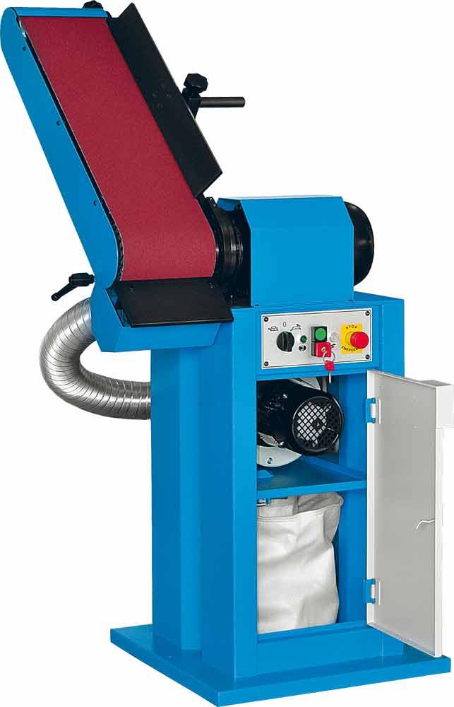 ART.63 - Belt grinding machine