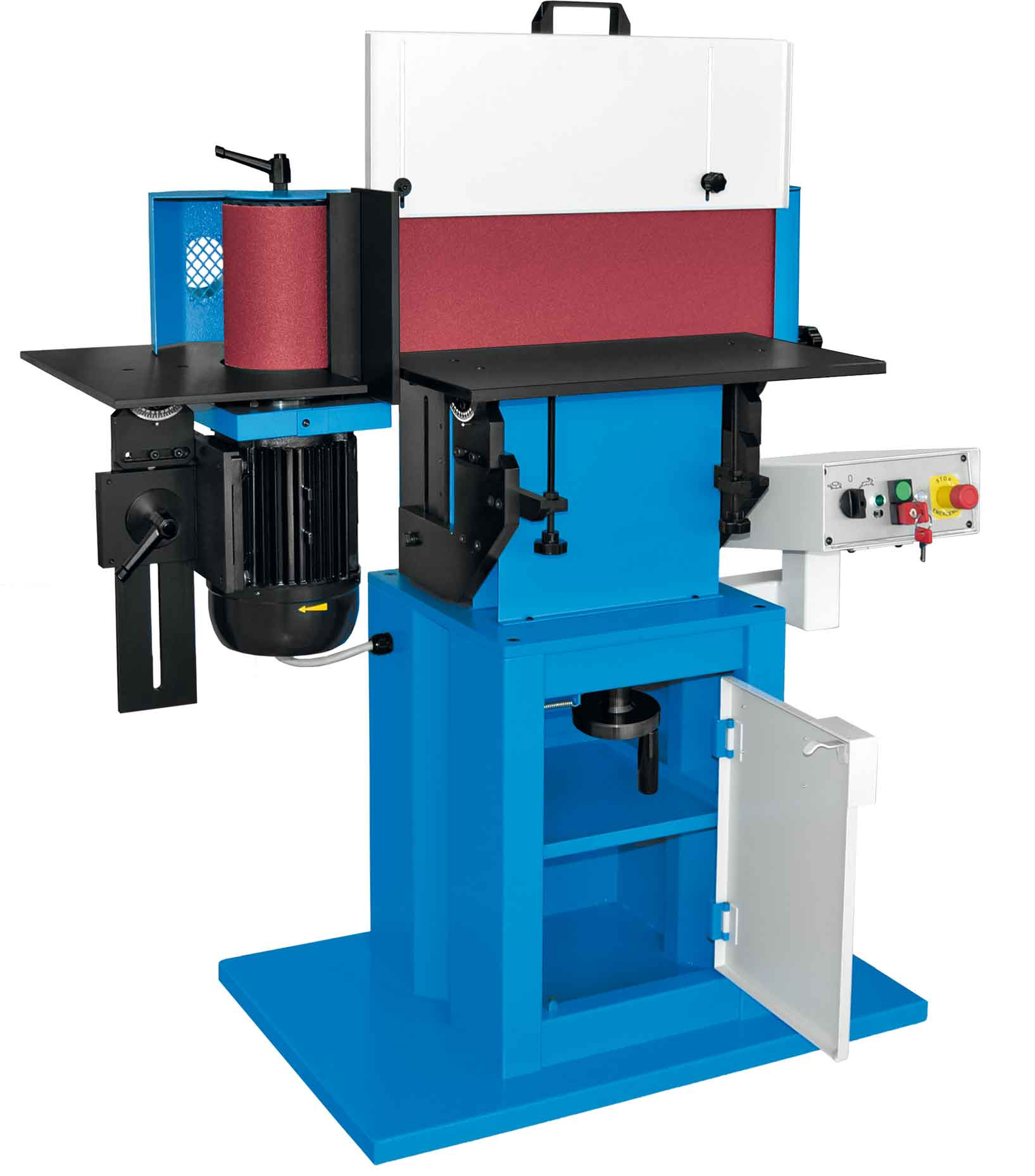 ART.73N - Belt grinding machine