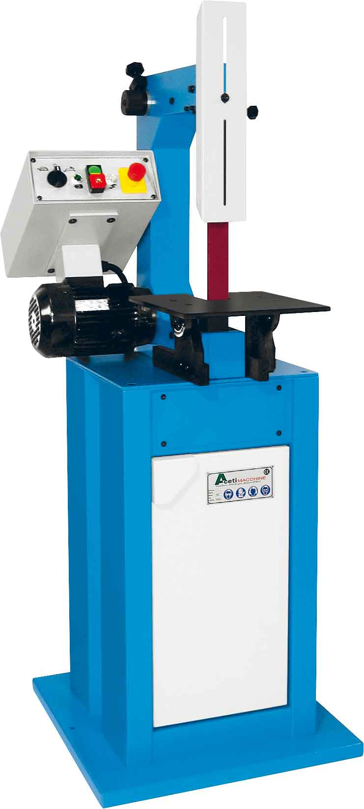 ART.35 - Belt grinding machine