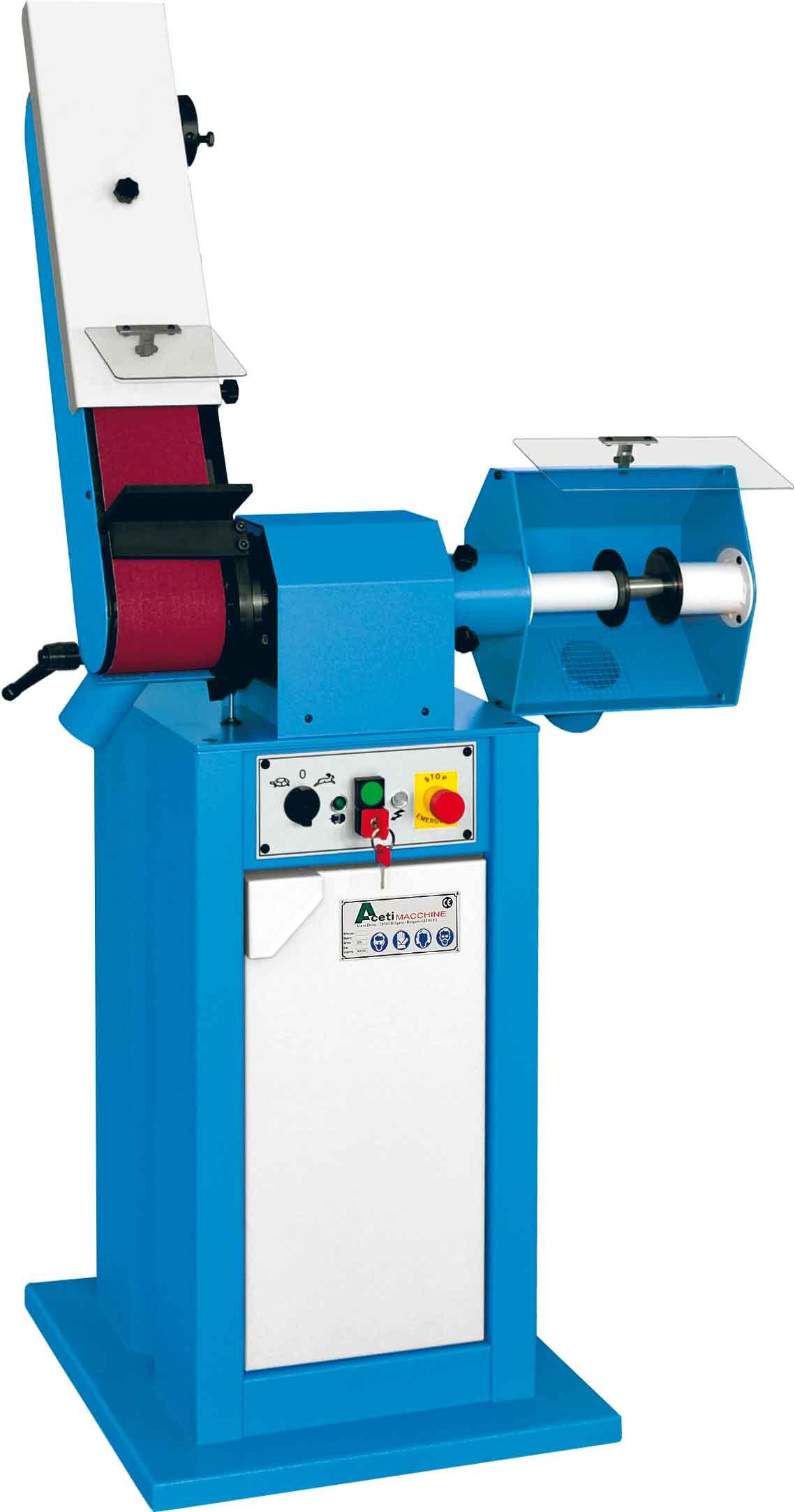 ART.05 - Belt grinding machine