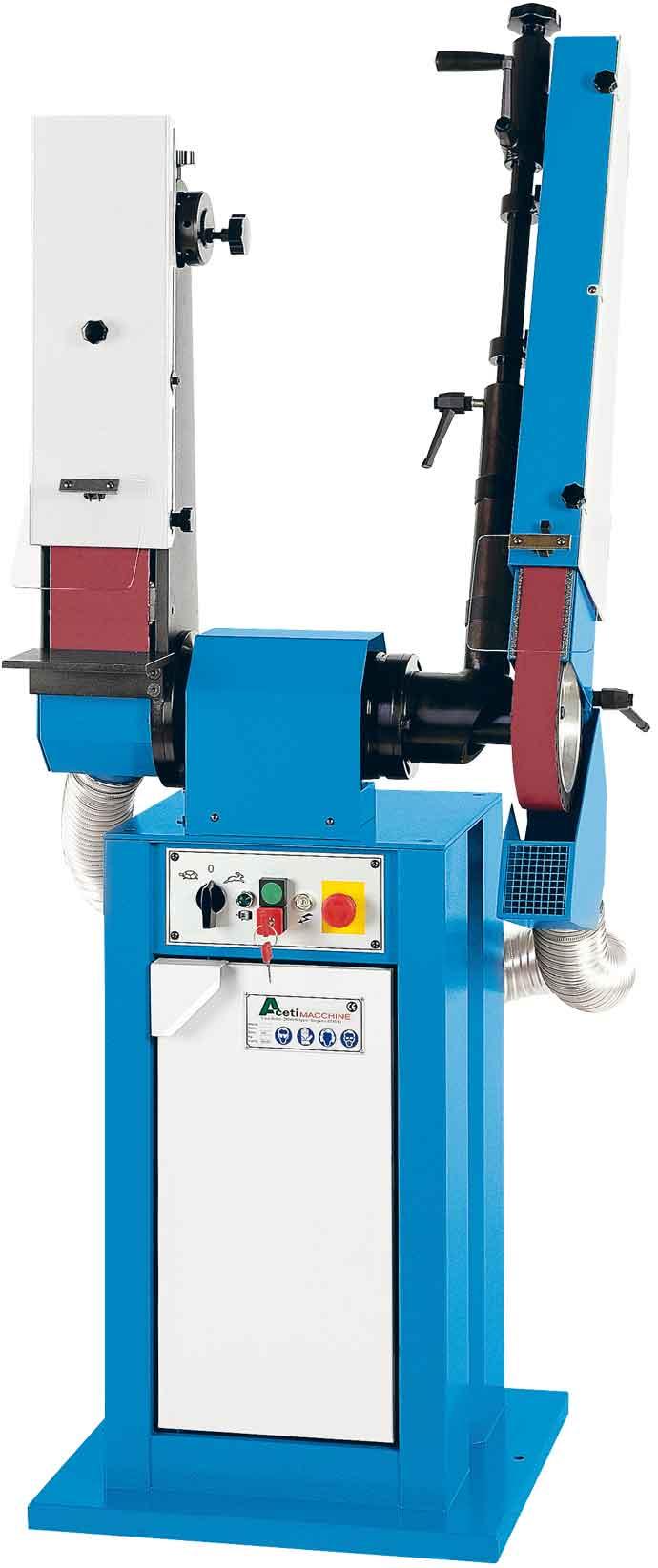 ART.31 - Belt grinding machine