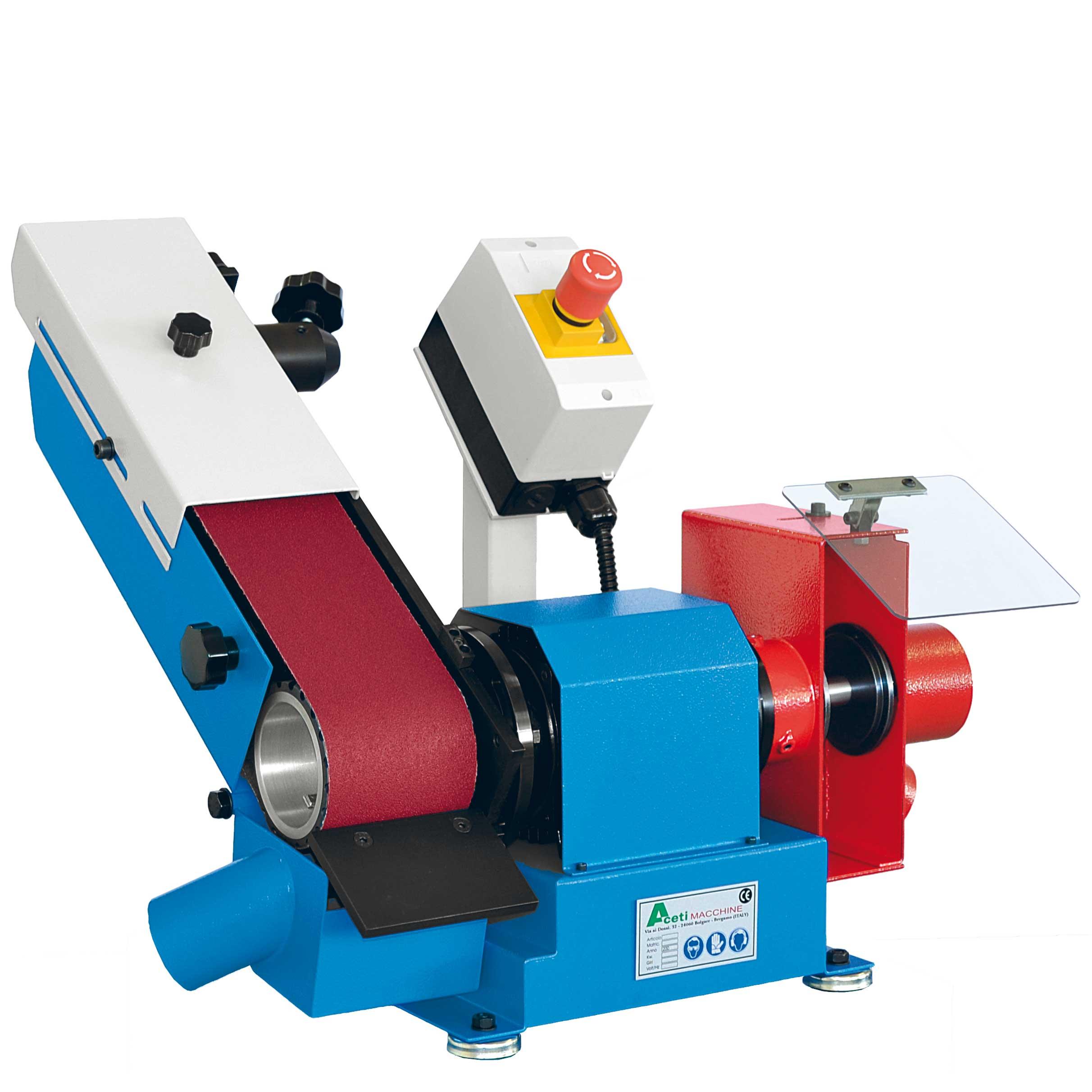 ART.89 - Belt grinding machine