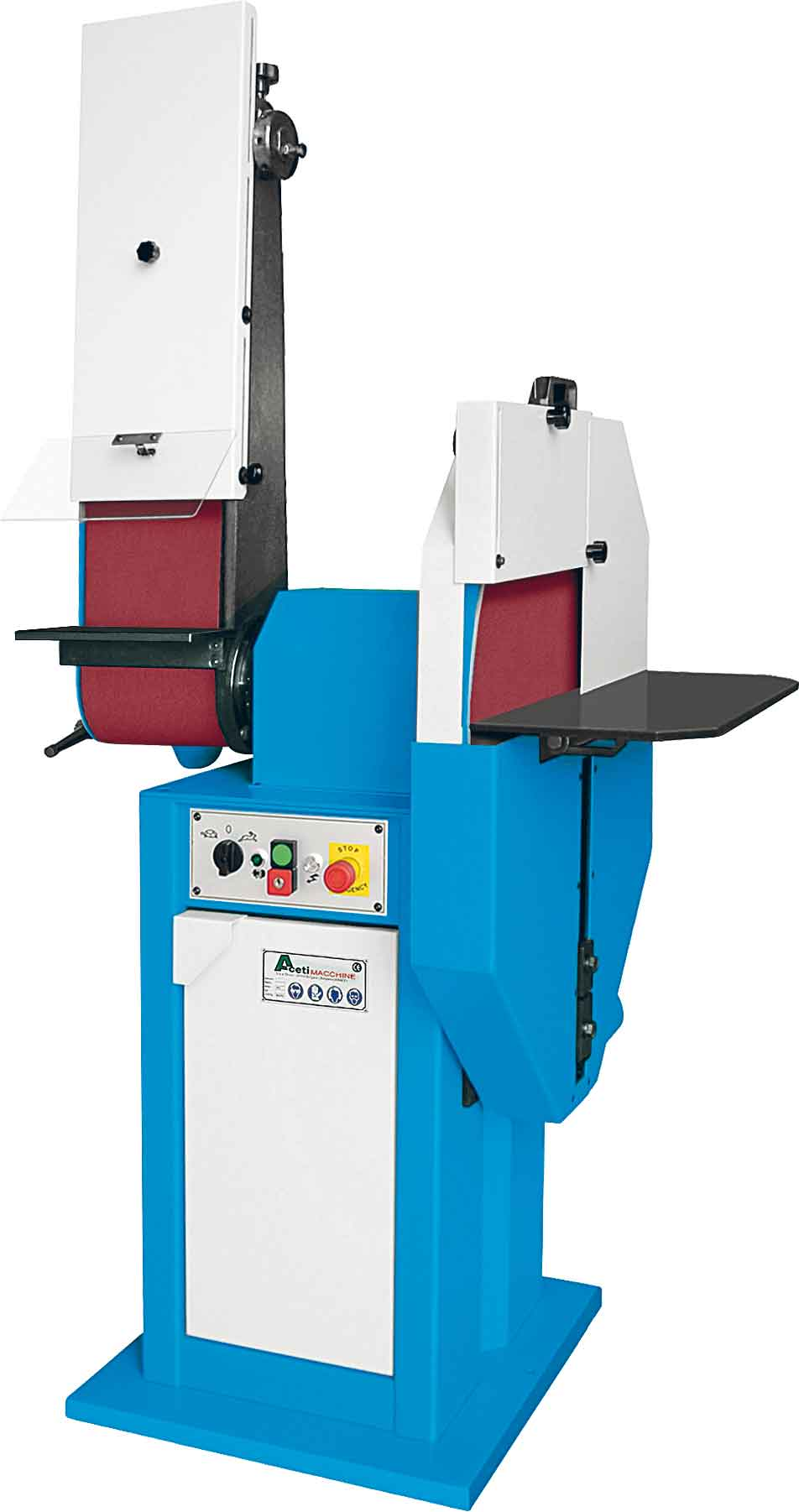 ART.99 - Belt grinding machine