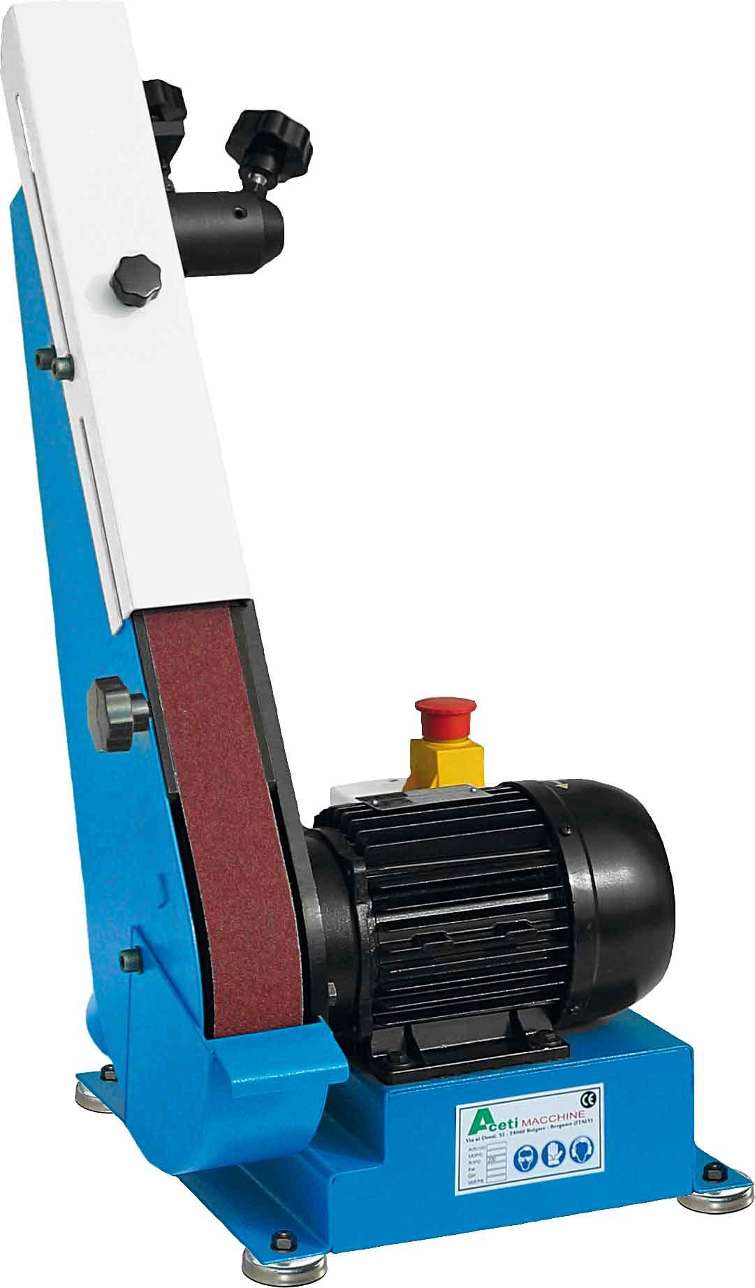ART.86 - Belt grinding machine