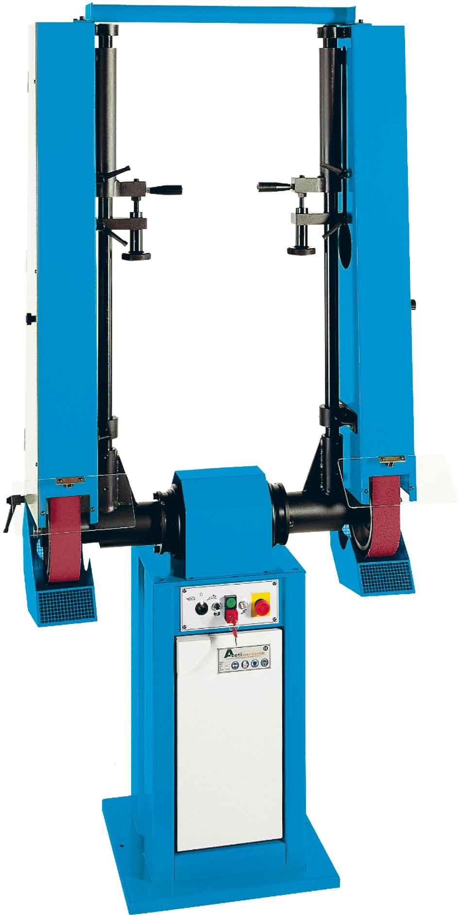 ART.57 - Belt grinding machine