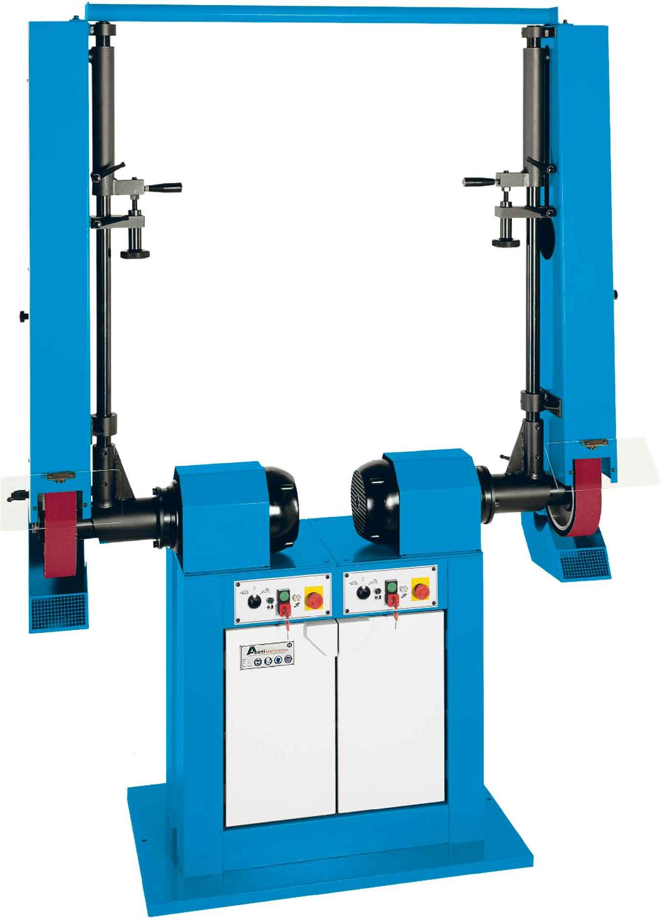 ART.58 - Belt grinding machine