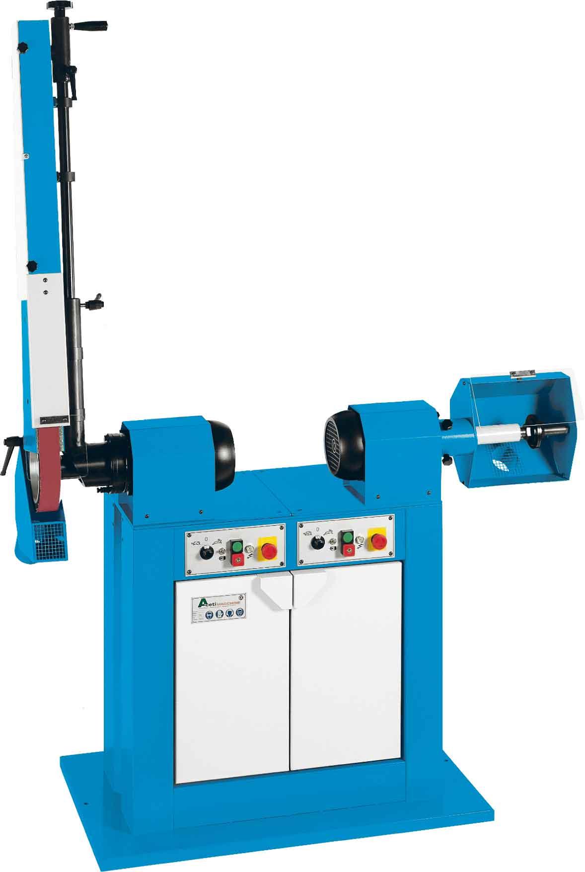 ART.68 - Belt grinding machine