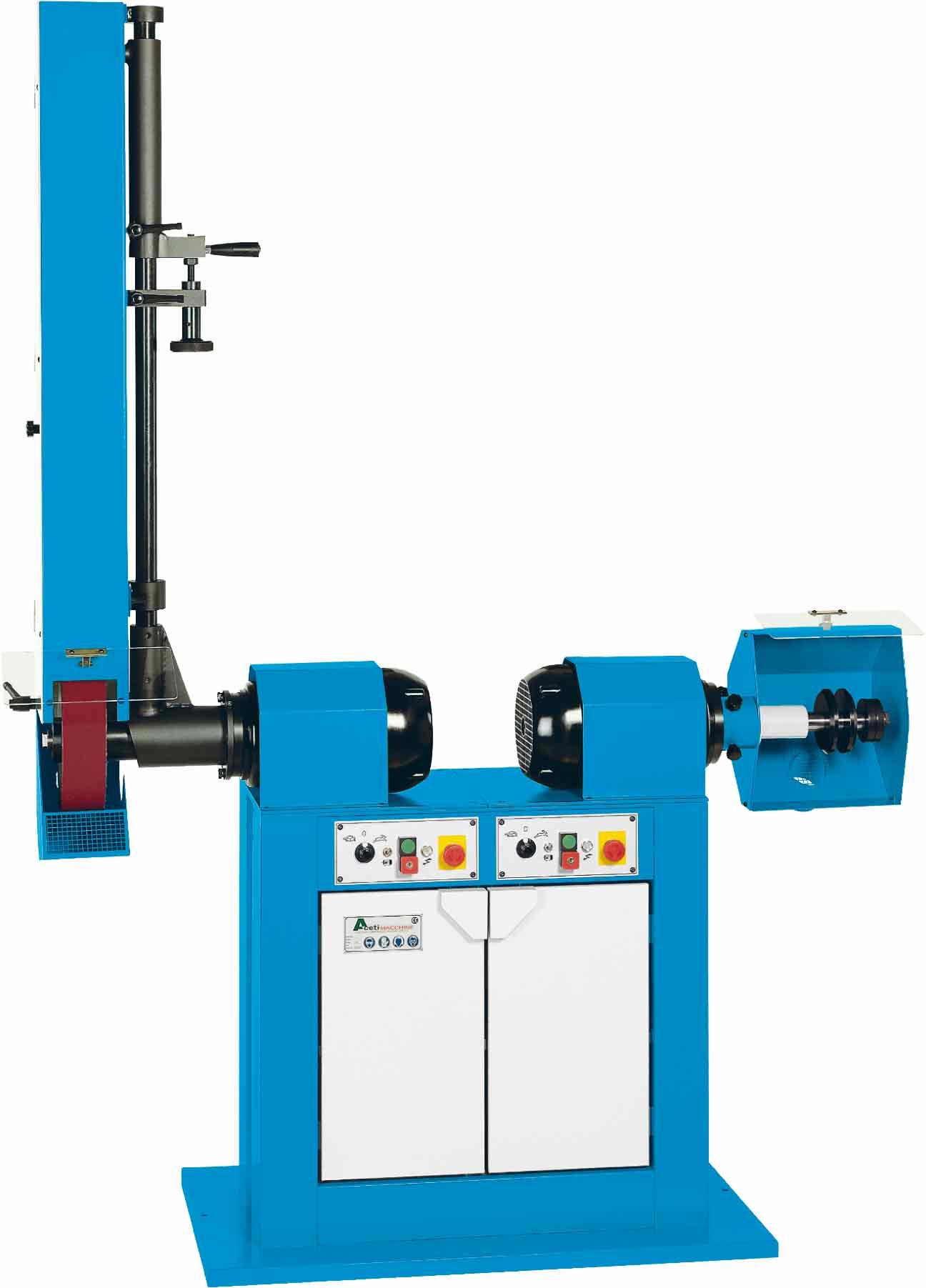 ART.70 - Belt grinding machine