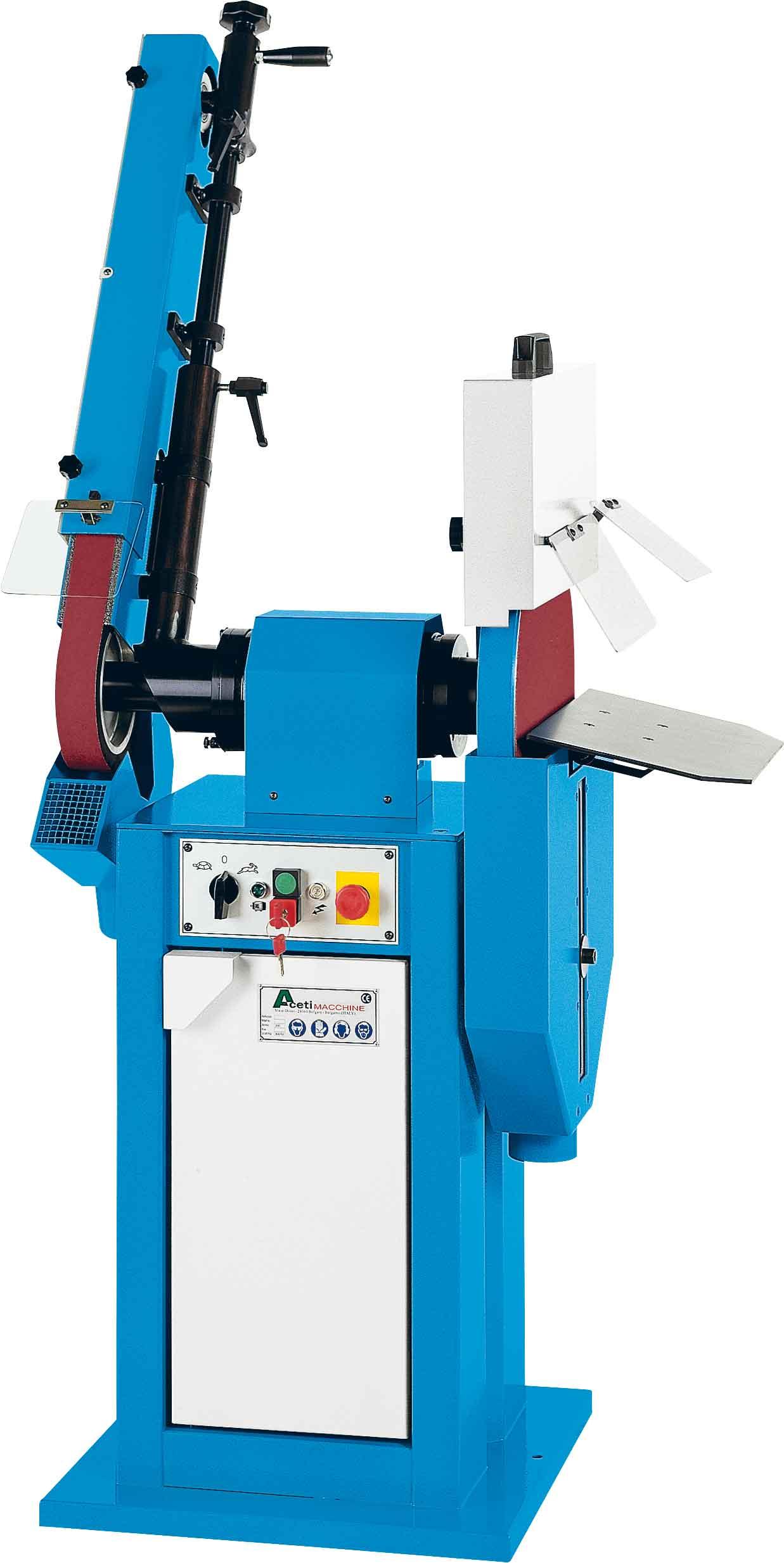 ART.30 - Belt grinding machine