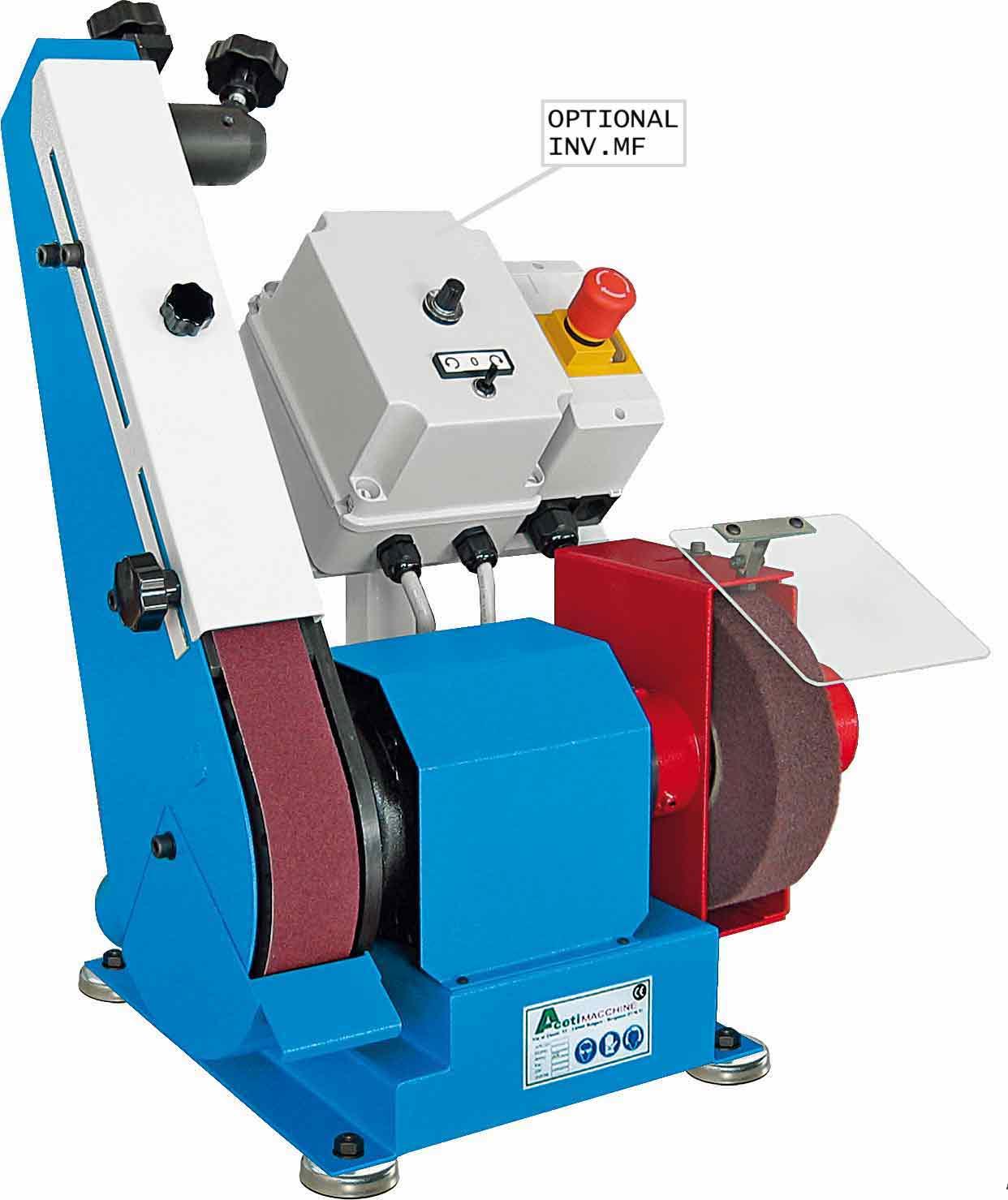 ART.82 - Belt grinding machine