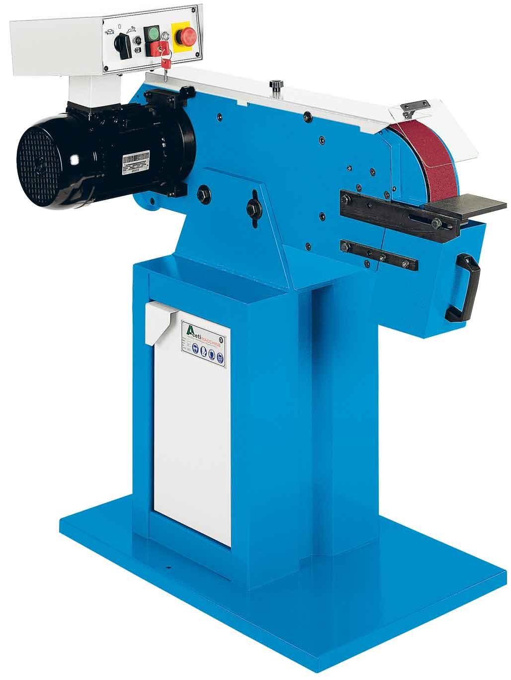 ART.33 - Belt grinding machine