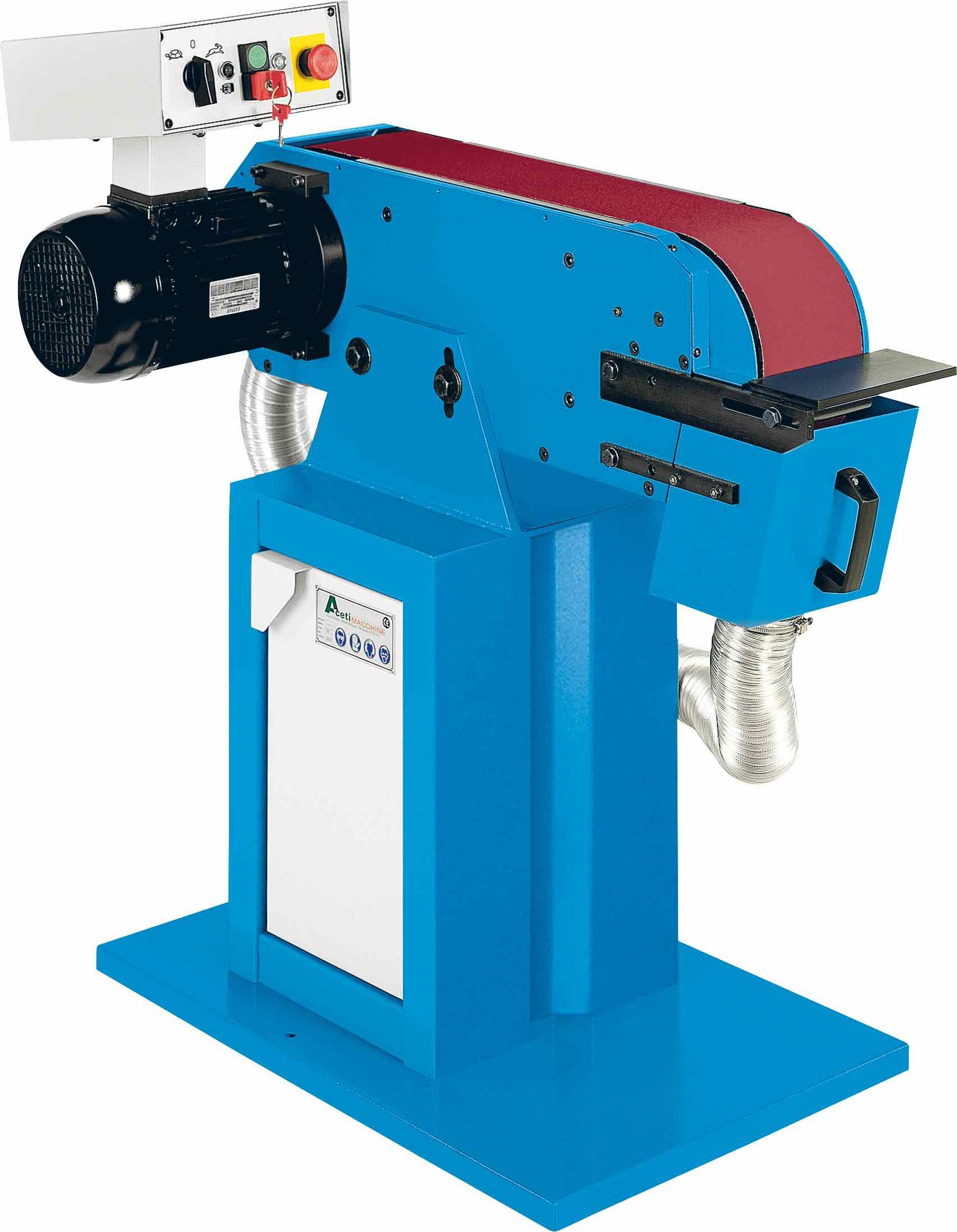 ART.38 - Belt grinding machine