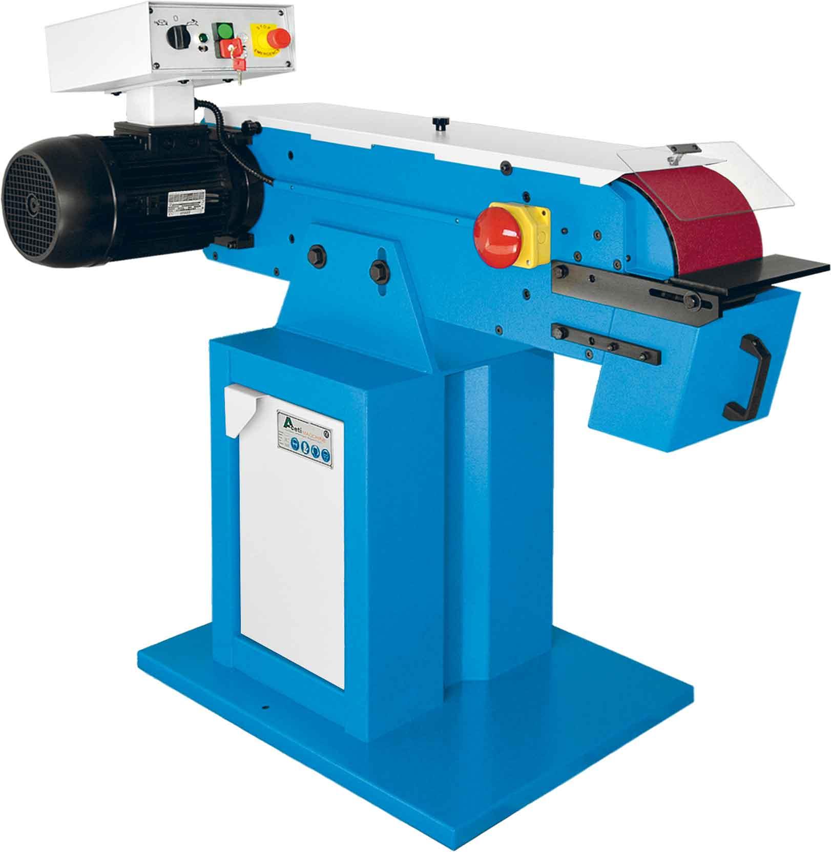 ART.90 - Belt grinding machine