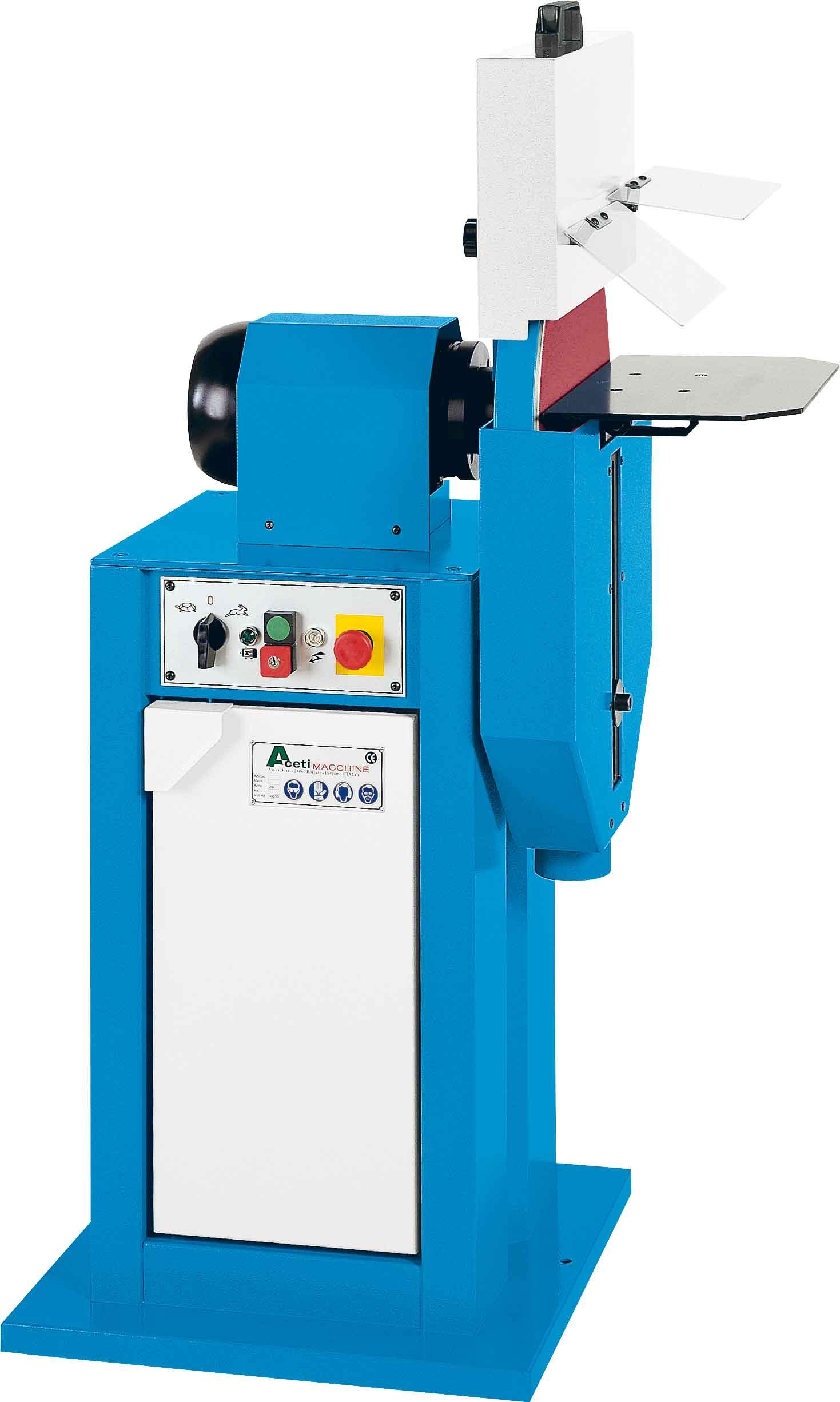 ART.24 - Disc grinding machine
