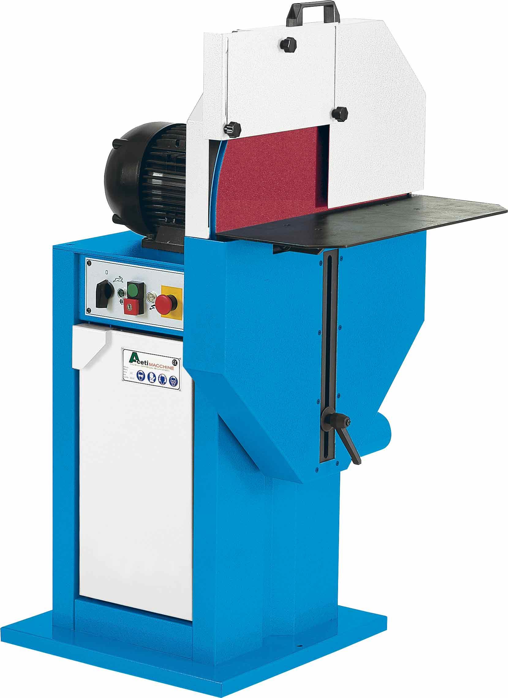 ART.62 - Disc grinding machine
