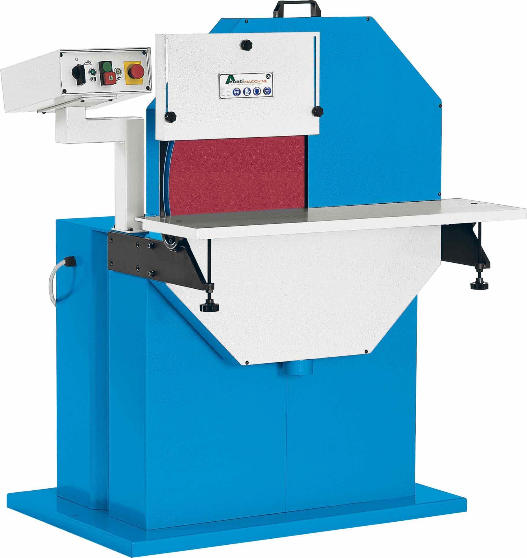 ART.52 - Disc grinding machine