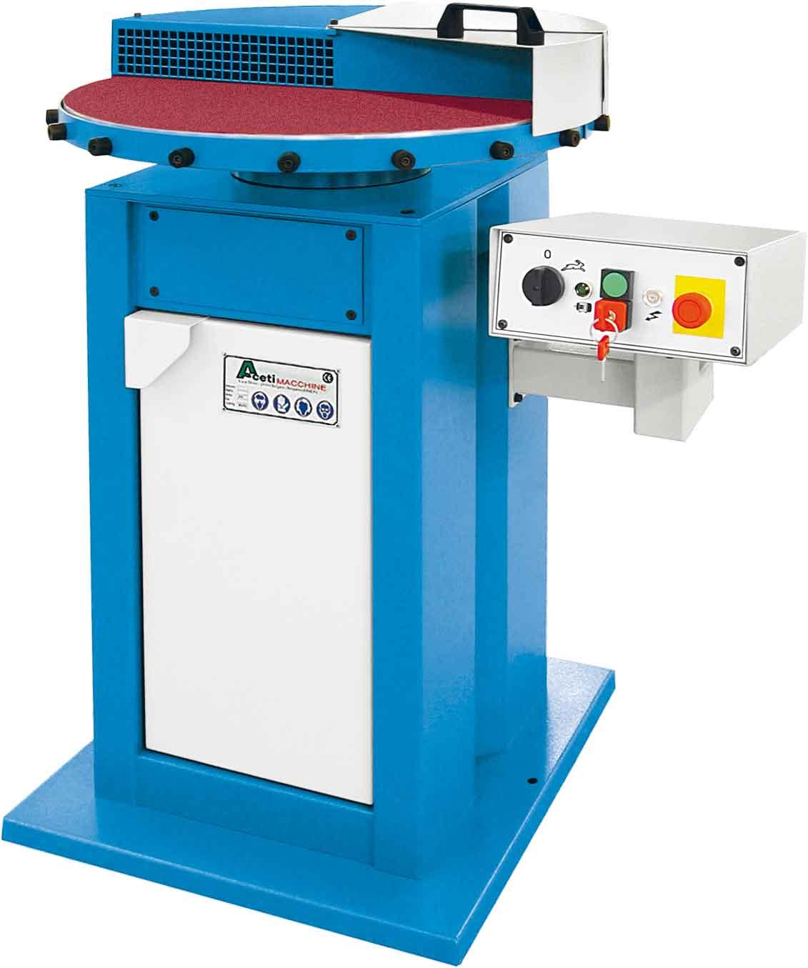 ART.98 - Disc grinding machine