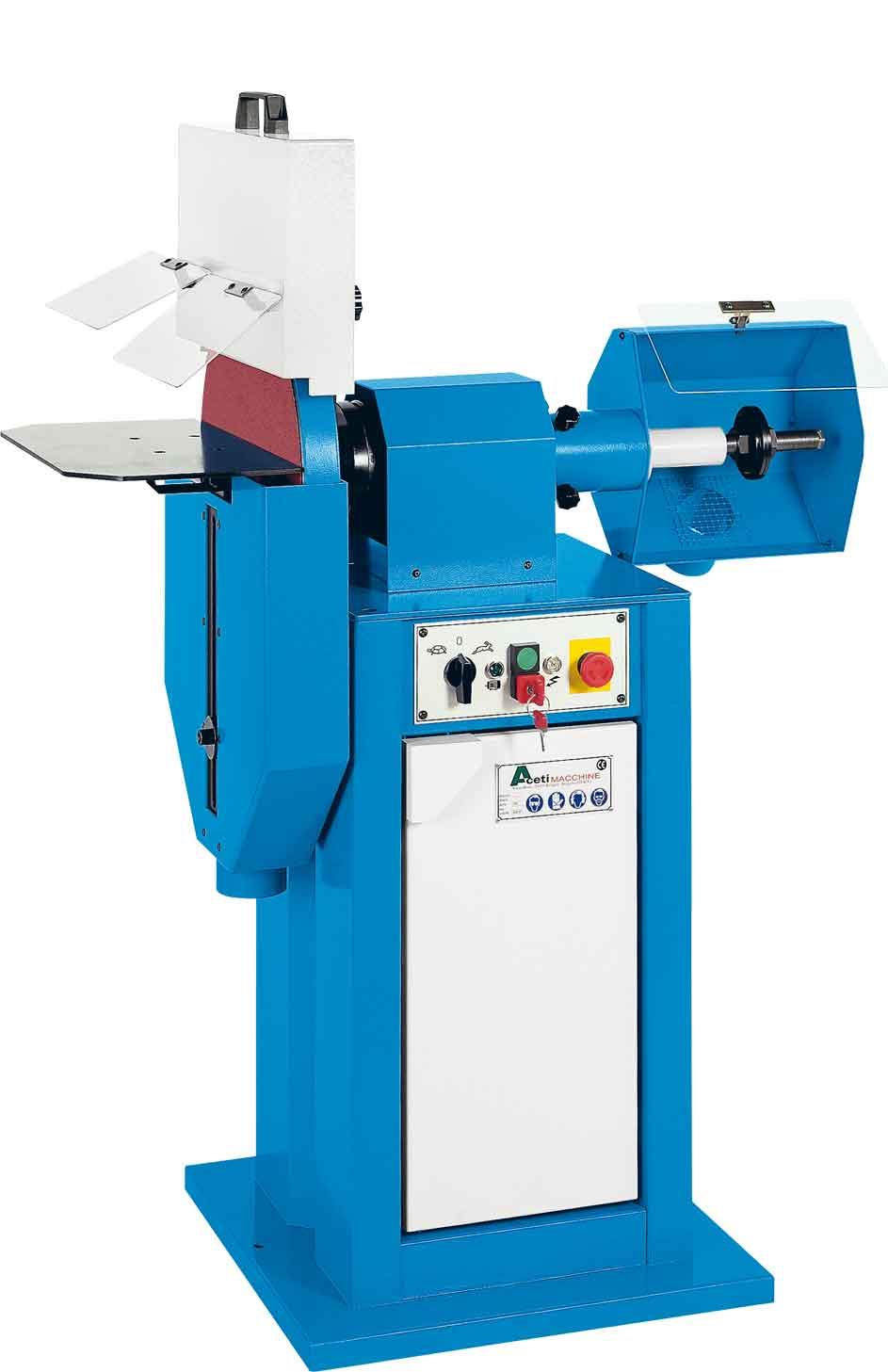 ART.26 - Disc grinding machine