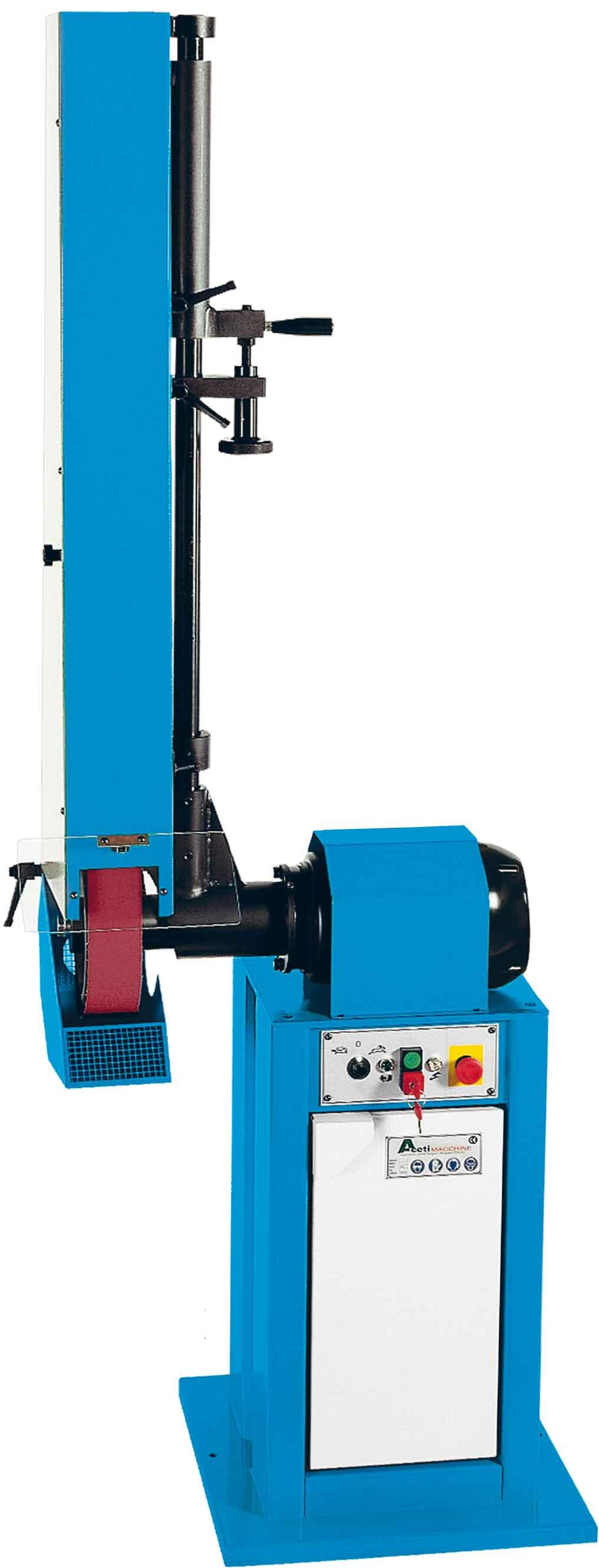 ART.128 - Belt grinding machine