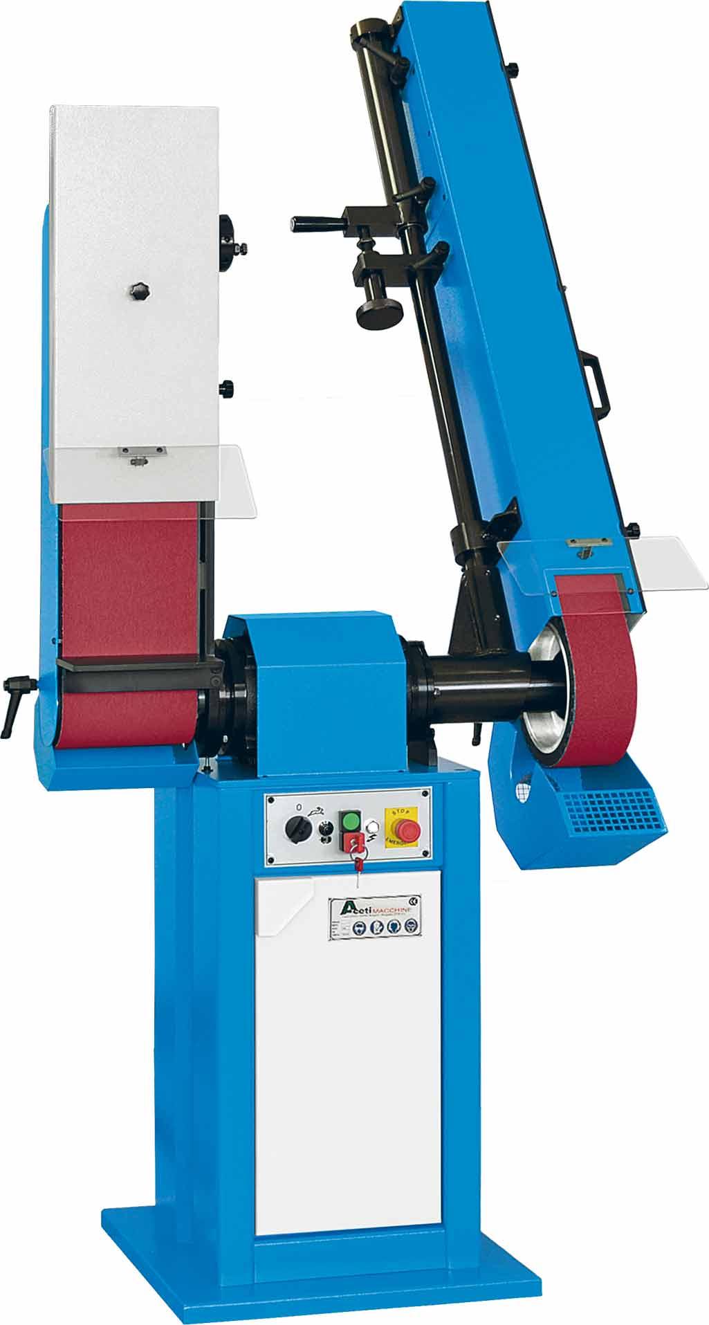 ART.129 - Belt grinding machine