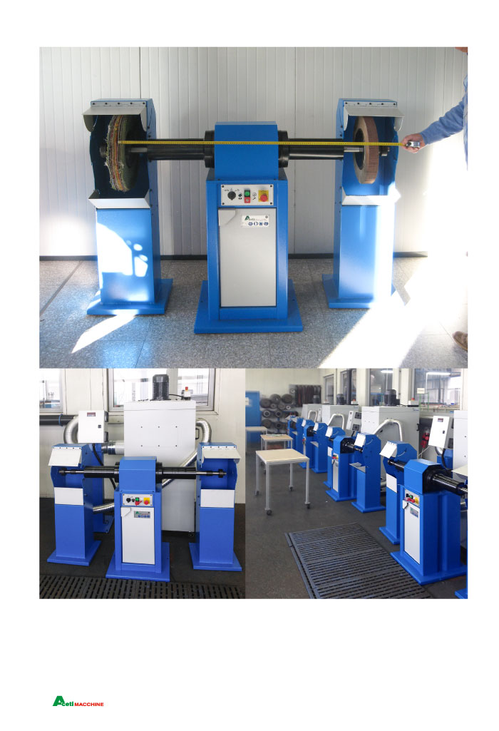 ART.94 - Polishing machine - st788